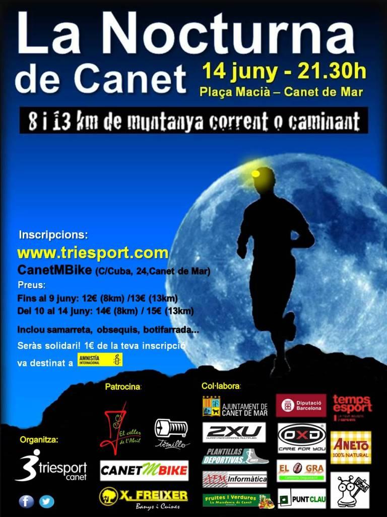 cartell_La Nocturna de Canet