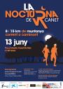 Cartell La Nocturna de Canet 2015