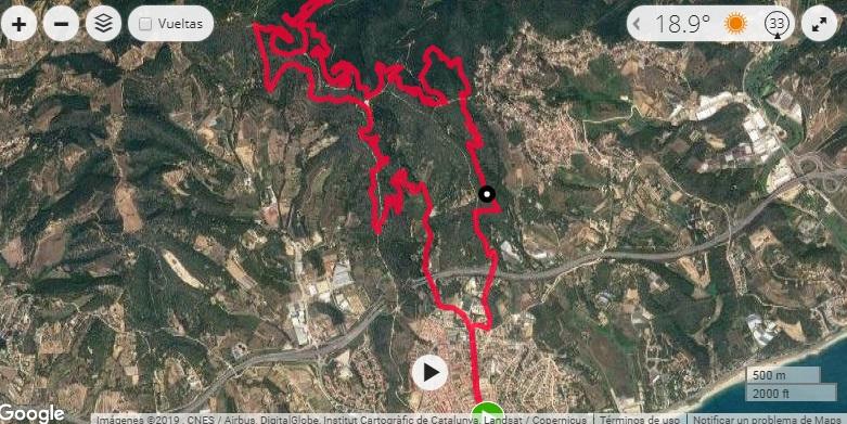 nocturna de canet 15km -2019